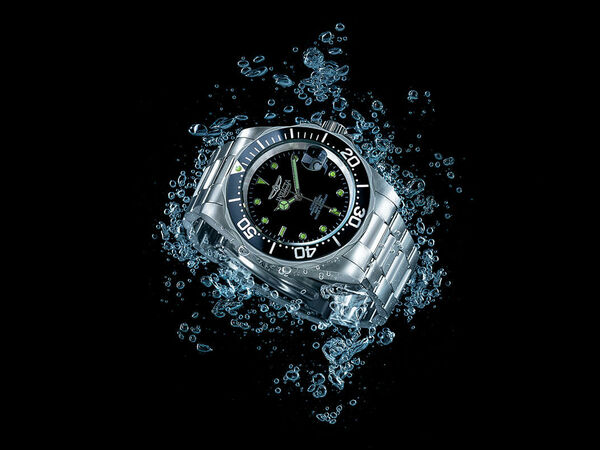 Dusan Holovej - product and advertising photography - INVICTA PRO DIVER WATCH